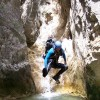 Canyoning in Spanien