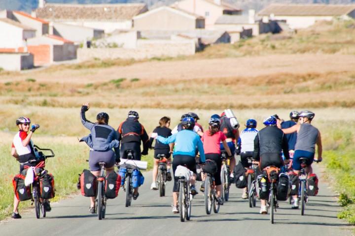 Fahrradfahren in Spanien