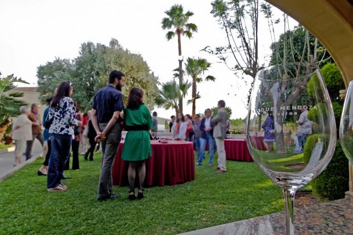 Besuch und Weinverkostung im Weingut Mendoza