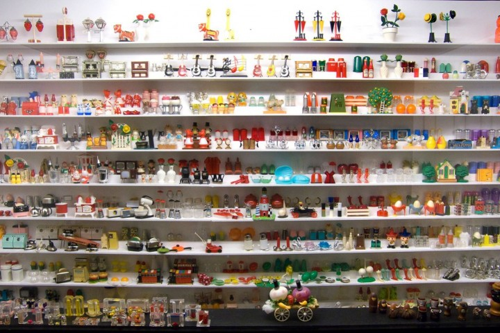 The Salt and Pepper Shaker Museum