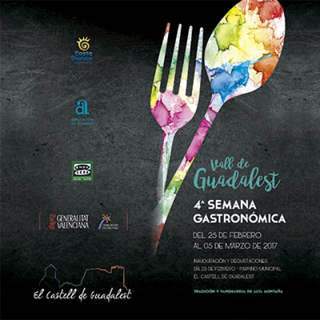 3rd Gastronomic Week in the Valley of Guadalest