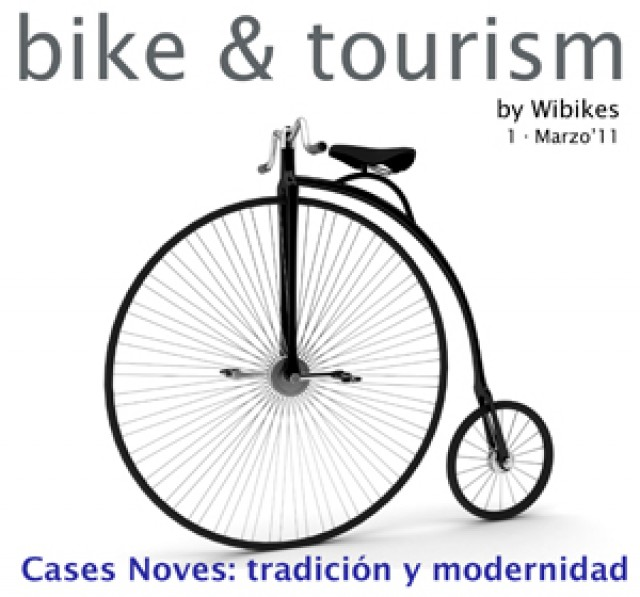 Nueva revista: Bike & Tourism