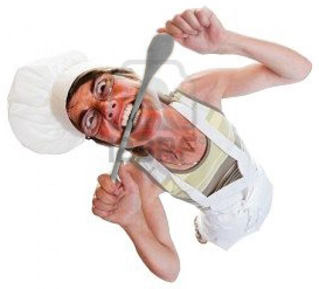 Yo no lloro al pelar cebollas
