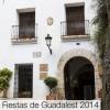 Fiestas en El Castell de Guadalest 2014
