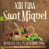 12ª Fira de San Miquel 2015 en Benifato