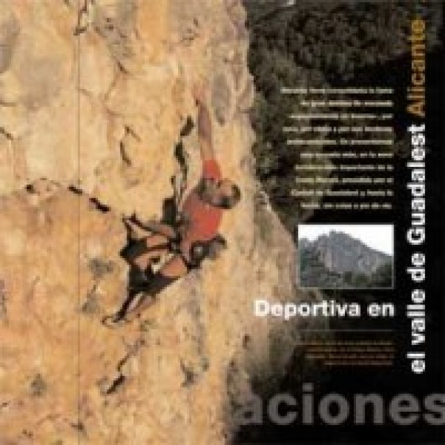 Desnivel Magazine talks about the climbing in Guadalest