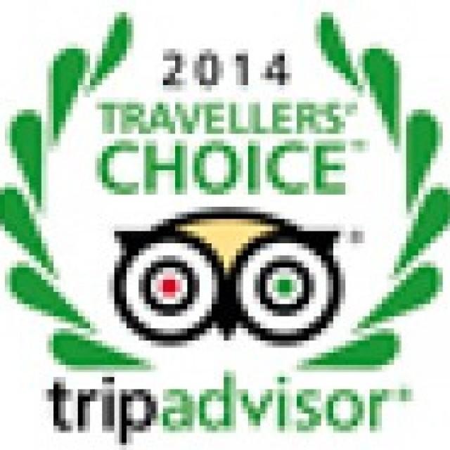 Travellers Choice 2014 TripAdvisor