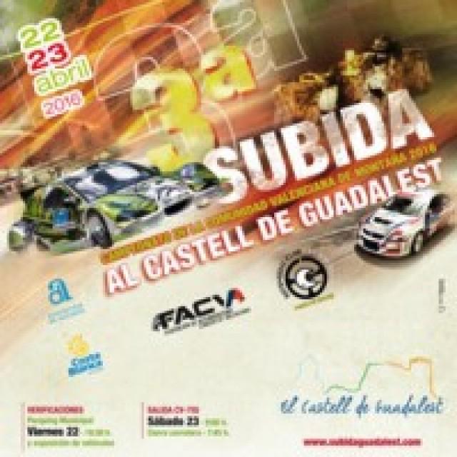 Rallye 3ª subida de Montaña al Castell de Guadalest - Noticias Cases Noves